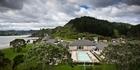 Watch: Billionaire's $50m retreat