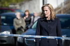Gillian Anderson plays DCI Gibson in The Fall,- Gibson's freewheeling sex life has raised a few eyebrows.