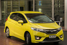 At last, Honda has added some fun to the Jazz. Picture / Ted Baghurst
