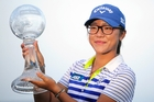 Lydia Ko seems immune to pressure as others crack around her. Photo / AP