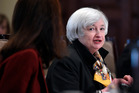 Federal reserve chairwoman Janet Yellen has delivered an upbeat outlook, writes Liam Dann. Photo / AP