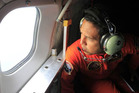 Lieutenant Airman Tri Wobowo co-piloted the C130 Hercules aircraft that spotted the wreckage of the missing AirAsia plane.