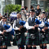 The City of Wellington Pipe Band. Photo / Mark Mitchell