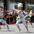 The Wellington Batucada dancers in action. Photo / Mark Mitchell