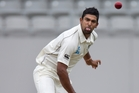 New Zealand spin bowler Ish Sodhi is keen to test himself against some of the world's best batsmen. Photo / Brett Phibbs