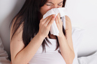 The more colds and other infections a woman had, the more likely she was to give birth to a baby that developed asthma. Photo / Thinkstock