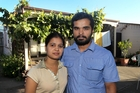 Jaswinder Kaur, left, and Buvnesh Mehta are considered overstayers and are facing deportation. Photo / Duncan Brown