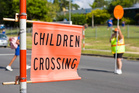 Do what you can when driving to keep kids safe. Photo/Thinkstock
