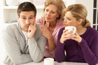 In-law issues cause trouble in many relationshipss. Photo / Thinkstock