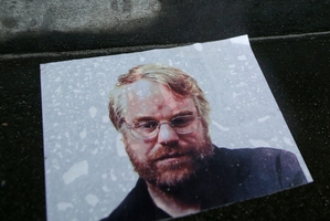 New Yorkers are mourning actor Philip Seymour Hoffman following his death from a heroin overdose this week. Photo / AP