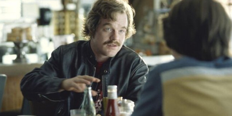 Philip Seymour Hoffman in 'Almost Famous'. Photo / Dreamworks