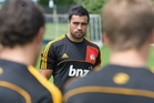 Liam Messam will share the captaincy role for the Chiefs with Aaron Cruden. Photo/File