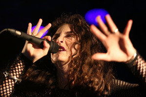Lorde. Photo/Getty