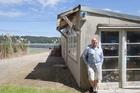 Midge Marsden has sold his Raglan holiday home. Photo / Michelle Hyslop