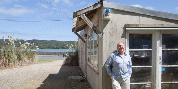 Midge Marsden has sold his Raglan holiday home. Photo / Michelle Hyslop