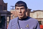 Leonard Nimoy rose to fame as Spock.