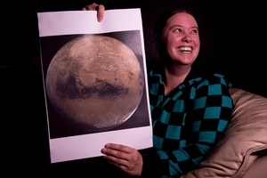 Nicola Fahey is one of three Kiwis ready to leave Earth for a life on Mars. Photo / Dean Purcell