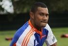 Robbie Fruean.