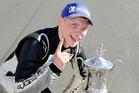 Martin Rump won the New Zealand Motor Cup. Photo / Geoff Ridder