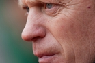 David Moyes says he has never endured such a bad run of luck in his managerial career. Photo / AP