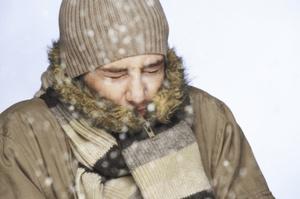 Shivering and moderate exercise produce the same energy-burning hormones. Photo / Thinkstock