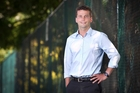 David Seymour says he has deep connections right across the Epsom electorate. Photo / Natalie Slade