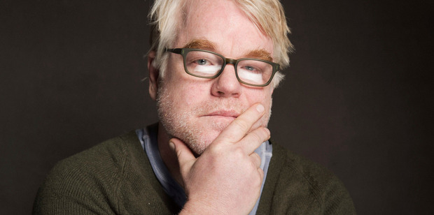 One of the last portraits taken of Philip Seymour Hoffman during the Sundance Film Festival on January 19. Photo/AP