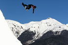 Christy Prior of New Zealand competes in the Women's Slopestyle Qualification during the Sochi 2014 Winter Olympics. Photo / Getty Images.