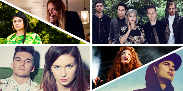 New Zealand musicians have been pumping out great music. Photo / NZH, Supplied, Getty Images