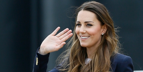 Kate, The Duchess of Cambridge, is tipped to wear some outfits from the World collection. Photo / AP