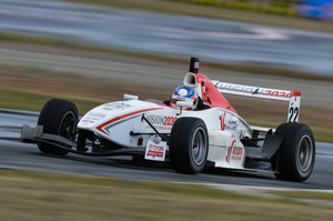 Andrew Tang is racing again in the Toyota Series. Picture/Bruce Jenkins.