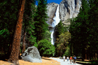Yosemite National Park. Photo / Getty Images