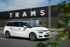 The Citroen Grand Picasso  Pictures / Ted Baghurst