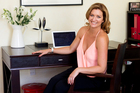Chief of Flossie website, Jenene Crossan. Photo / Babiche Martens.