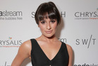 Actress Lea Michele will release an album in February and her illustrated memoir and lifestyle tome in May. Photo / AP