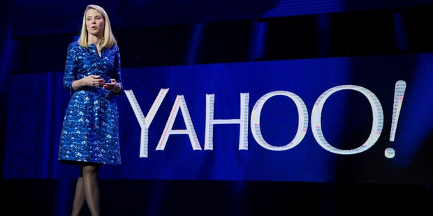 Spoof emails are a forgery of a captured account name, which could be convincing enough to trick the receiver into clicking on an included link Yahoo president and CEO Marissa Mayer. Photo / AP