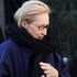 Actress Meryl Streep arrives at the Church of St. Ignatius Loyola for the private funeral of actor Philip Seymour Hoffman. Photo / AP