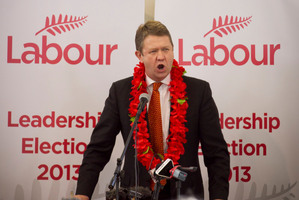 Labour leader David Cunliffe. Photo / Natalie Slade