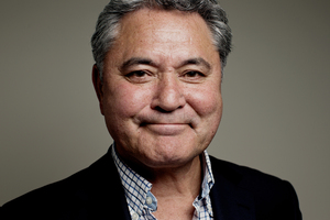Former Radio Live host John Tamihere, Photo / David White