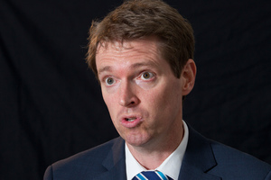 National is likely to gift East Coast Bays to Colin Craig. Photo / Mark Mitchell