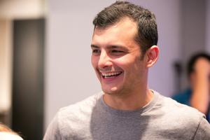 Tech entrepreneur Derek Handley.