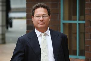 Former property developer Andrew Krukziener.