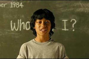 James Rolleston, star of the film <I>Boy</I>, lives in Opotiki.