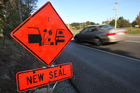 A major re-seal of Fenton St will begin on Monday.