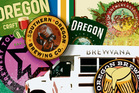 With more than 50 craft breweries and a population of about 600,000, Portland is a definite frontrunner for Beer Capital of the World. Illustration / Rod Emmerson
