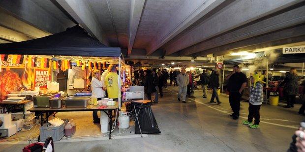 The Tauranga Kiwi Night Markets
