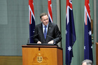 New Zealand Prime Minister John Key during a previous visit to Australia. File photo / APN