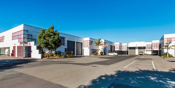 The 10 modern industrial units for sale in the St Johns/Mt Wellington industrial precinct produce net annual rental income of $313,856 plus GST.
