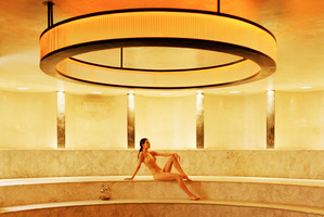 Like a non-judgmental friend, The Standard Spa in Miami Beach is a welcome oasis from the bustle and stress of everyday living. Photo / Supplied