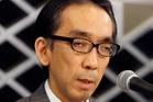 Takashi Niigaki. Photo  /  AP